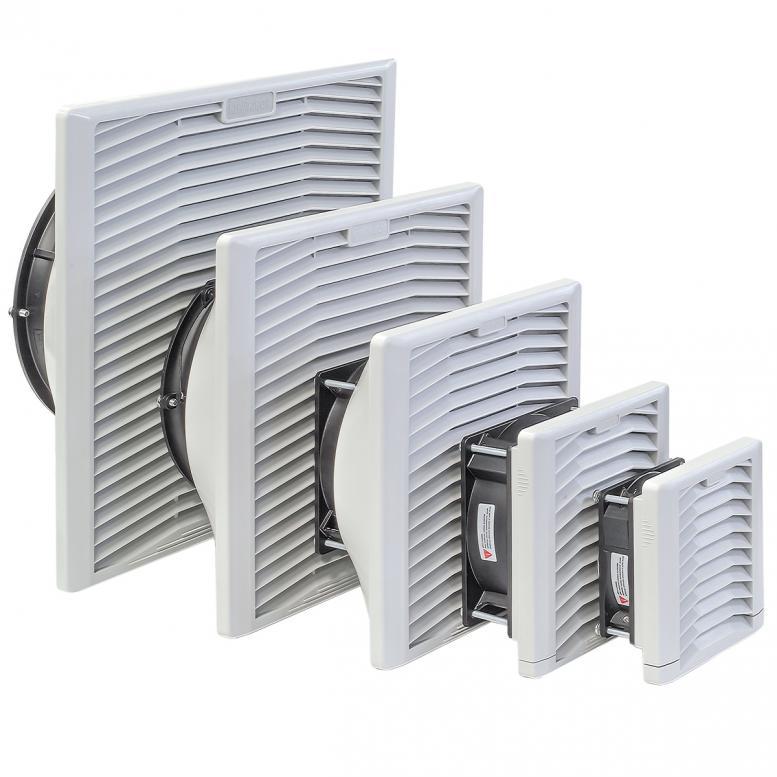 Вентиляторы и решетки с фильтрами KIPPRIBOR серии KIPVENT KIPVENT-100. 01. 300