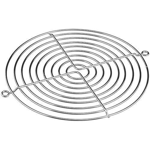 K-G17H10-2HA (150х170) FB решетка металлическая к вентилятору ( SM7240F)