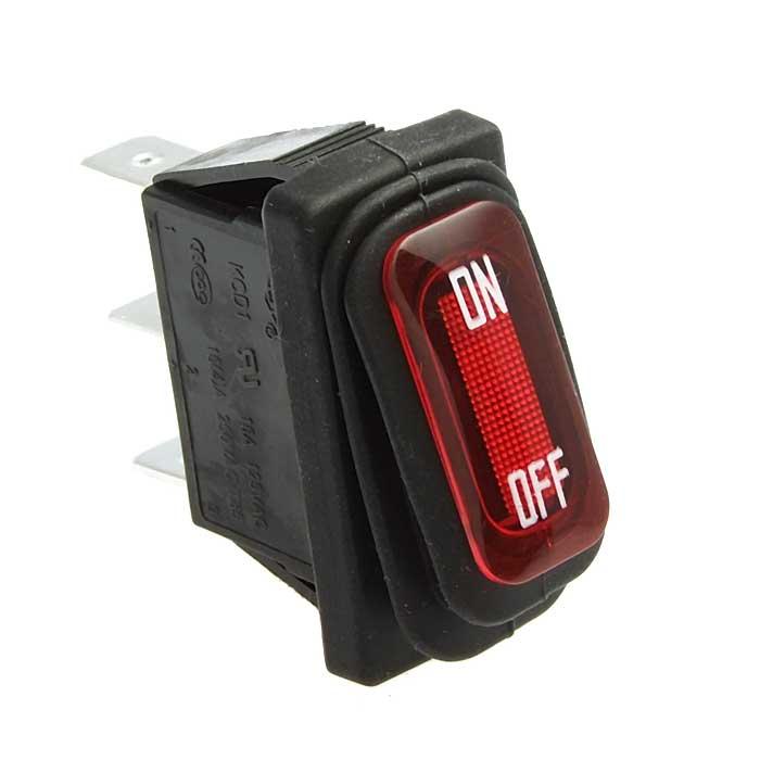SB068-12V IP65 on-off 10.5x28.5mm